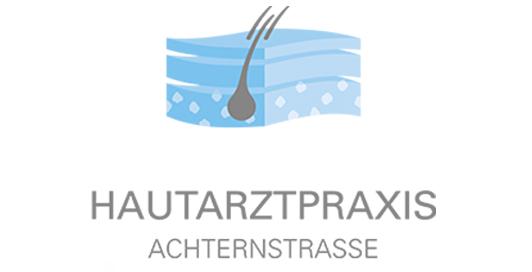 Logo der Hautarztpraxis Achternstraße
